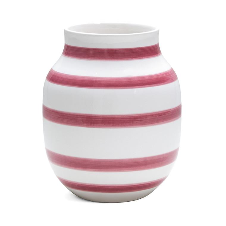 Kähler Omaggio vase rosa