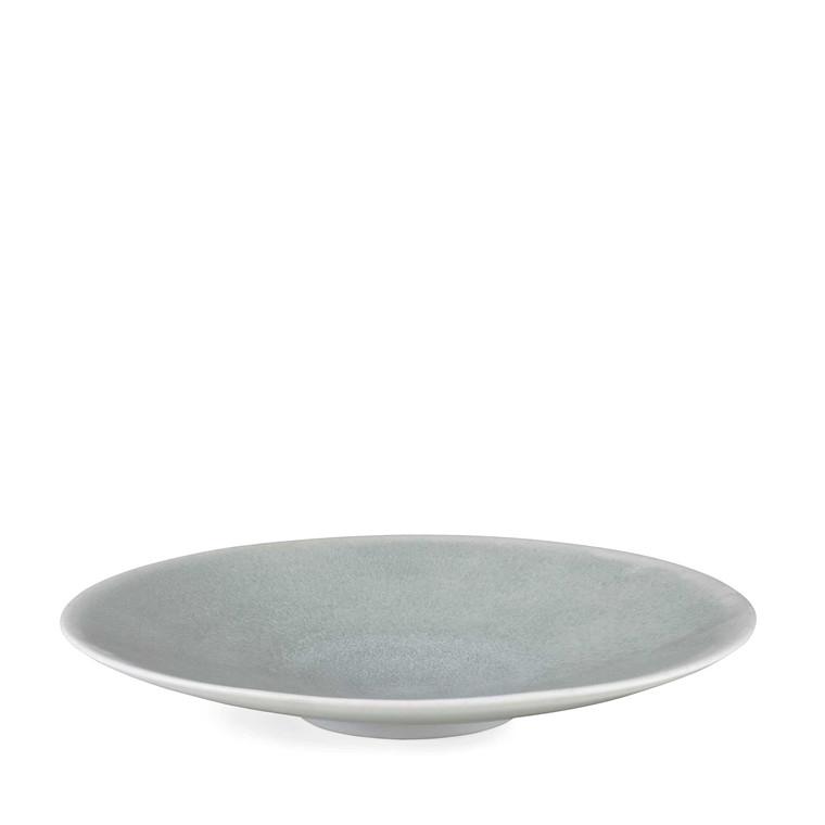 KÄHLER Unico fad marmorgrå Ø 30 cm