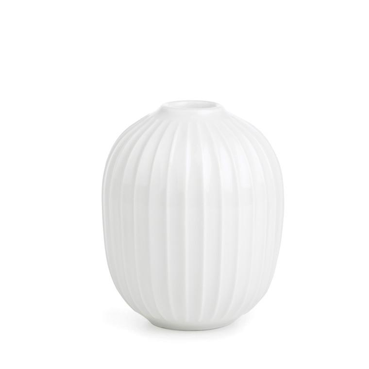 KÄHLER Hammershøi lysestage 10 cm hvid