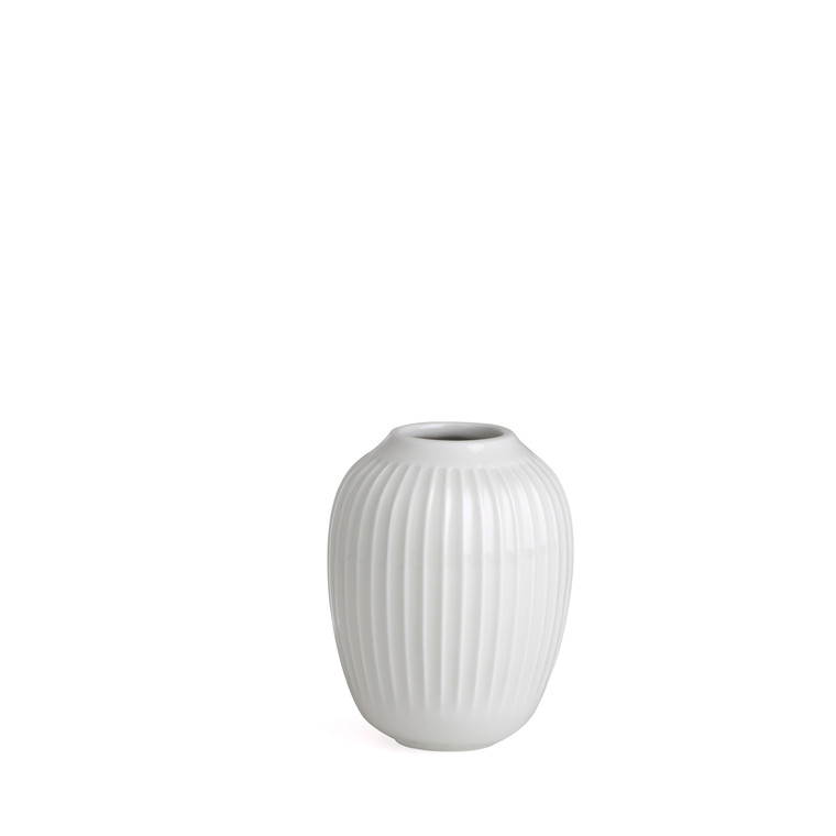 KÄHLERHammershøi vase 10 cm hvid