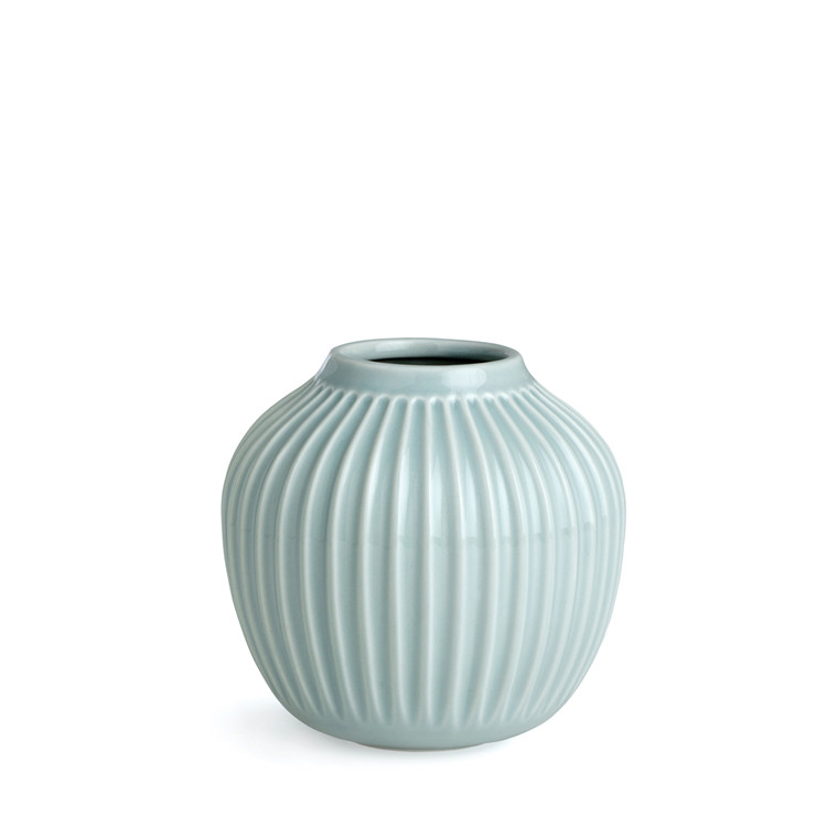 KÄHLER Hammershøi vase 12,5 cm mintgrøn