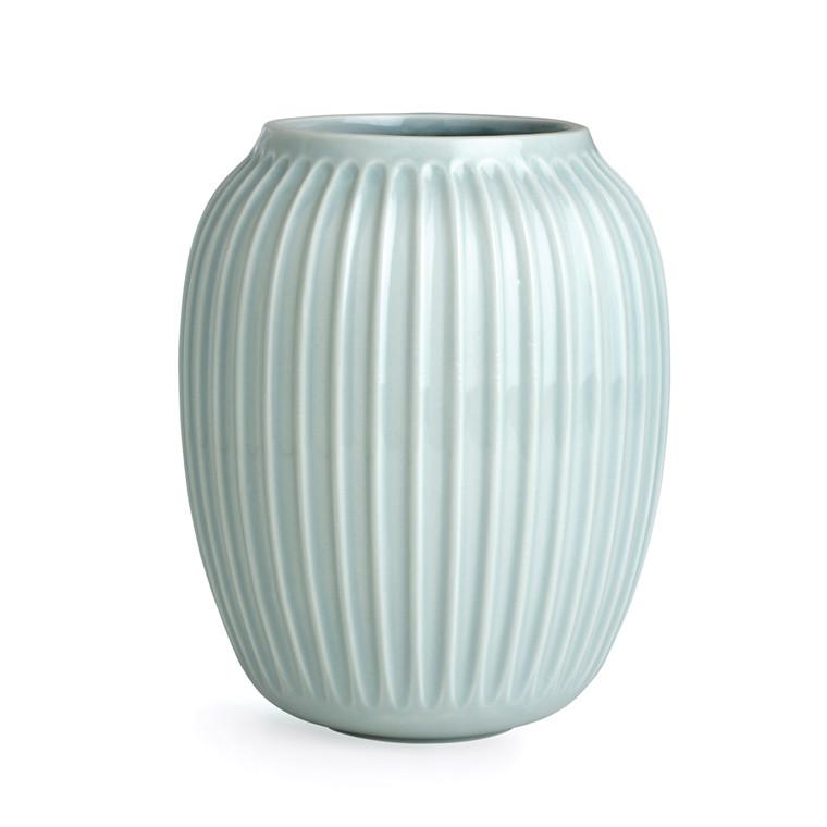 KÄHLER Hammershøi vase 20 cm mintgrøn