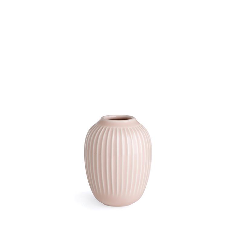 KÄHLER Hammershøi vase 10 cm rosa