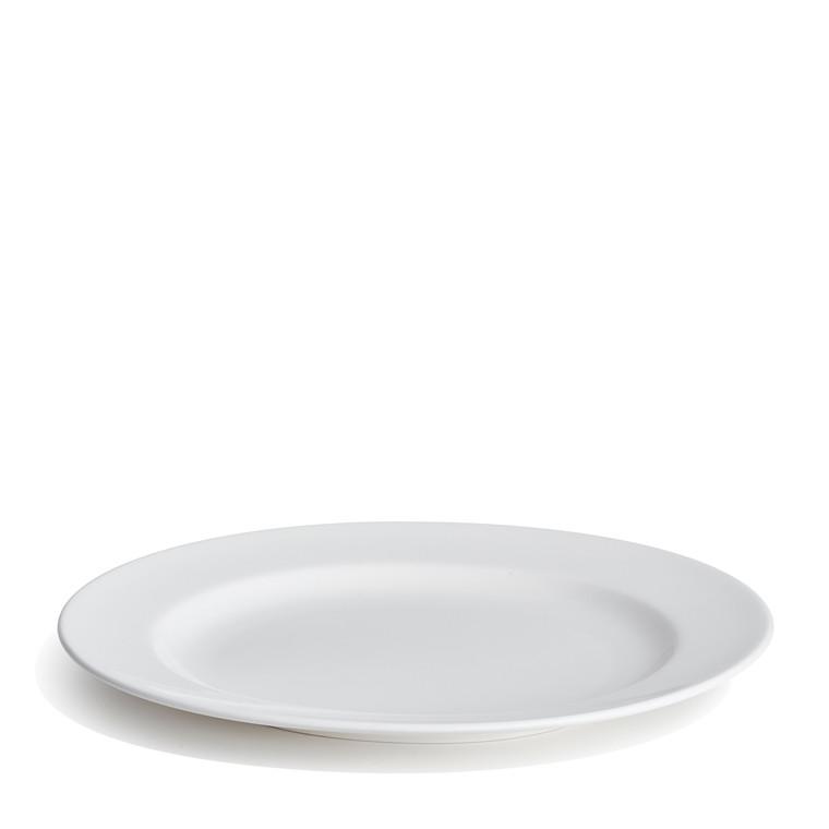Kähler Kaolin tallerken 28 cm hvid