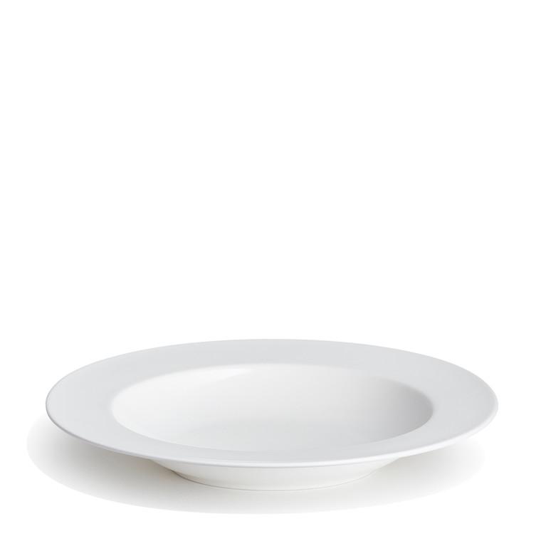 KÄHLER Kaolin dyb tallerken 22 cm hvid