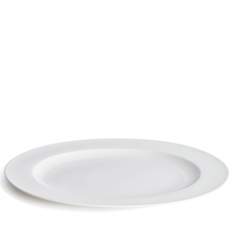 KÄHLER Kaolin fad 35 cm hvid