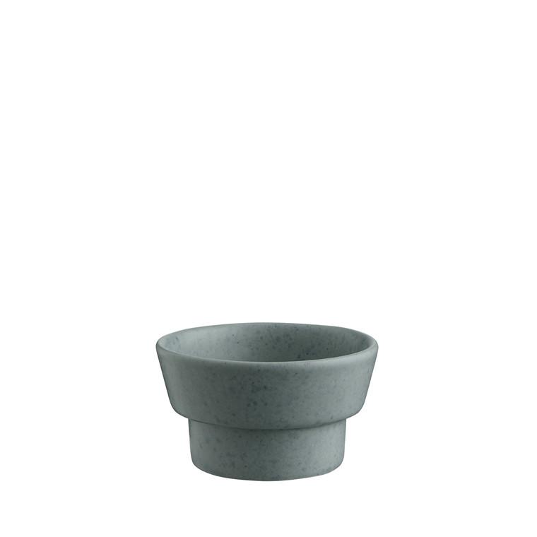 KÄHLER Ombria bloklysestage 5 cm granitgrøn