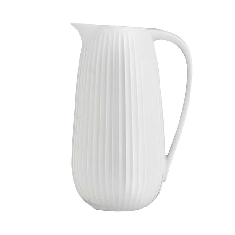 KÄHLER Hammershøi Kande 1,25 L hvid