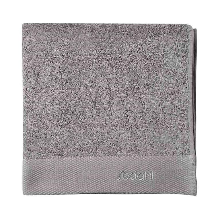 Södahl Comfort håndklæde 50 X 100 cm grå