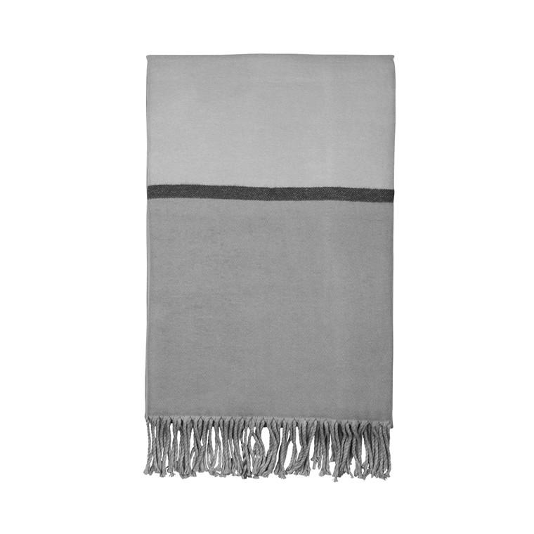 SÖDAHL Plaid 130x170 cm Connect grå