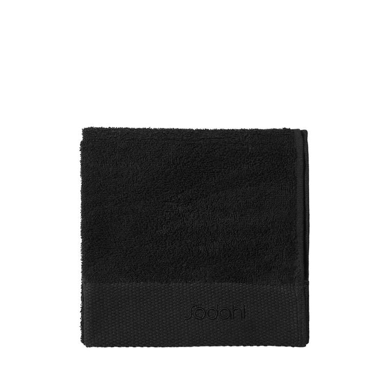 Södahl Comfort håndklæde 40 X 60 cm sort