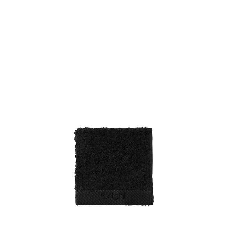 SÖDAHL Comfort vaskeklud 30 X 30 cm sort
