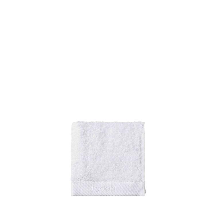 SÖDAHL Comfort vaskeklud 30 X 30 cm hvid
