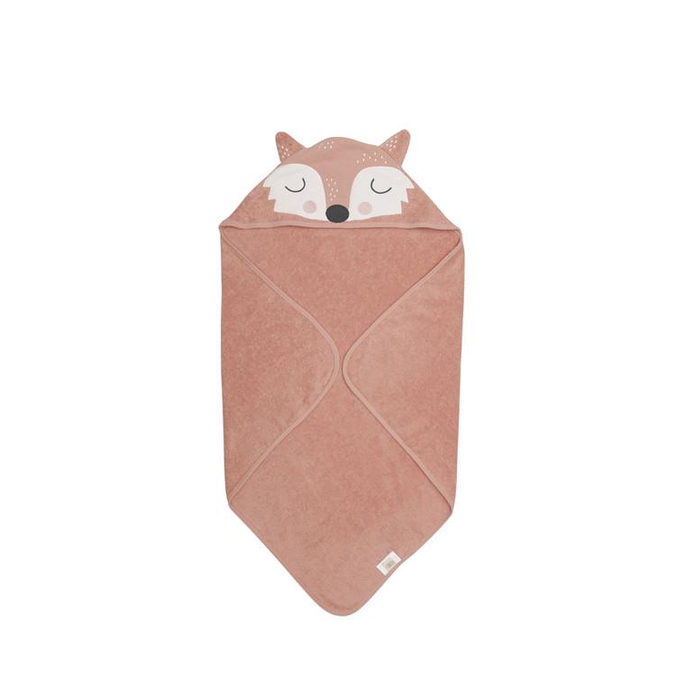 SÖDAHL Håndklæde 80 X 80 Frida Fox