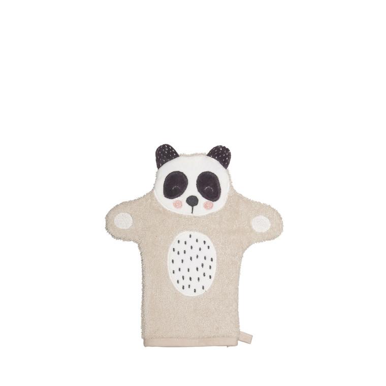 SÖDAHL Vaskehandske 11 X 21 Penny panda