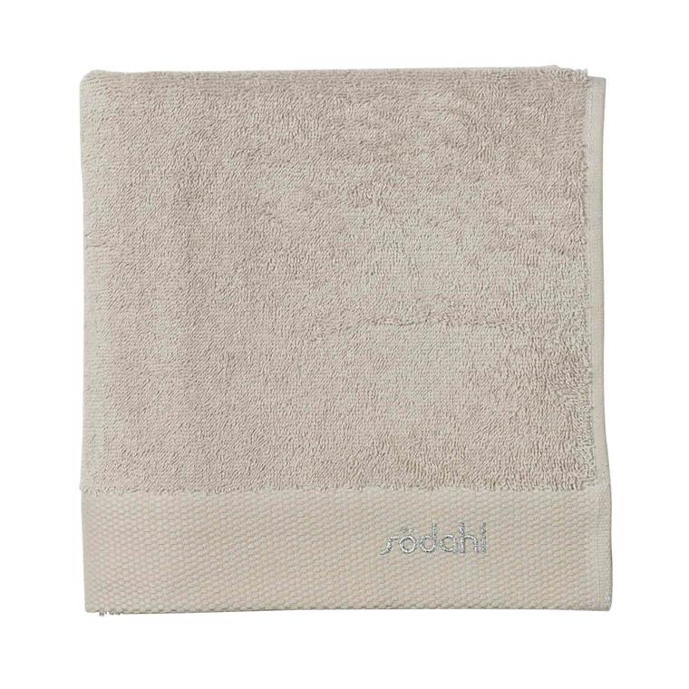 Södahl Comfort håndklæde 50 X 100 cm natur