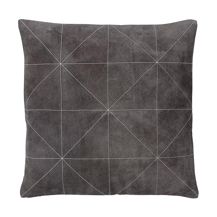 Södahl Triangle pude 45 x 45 cm grå