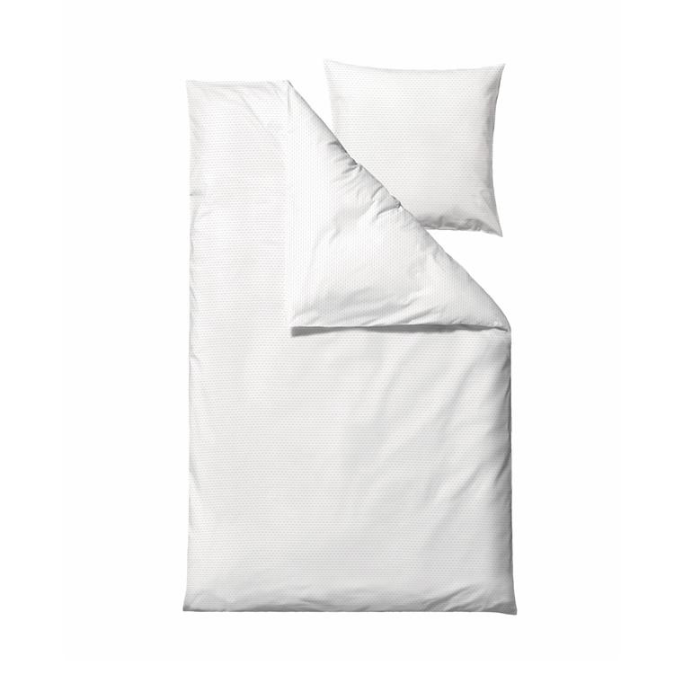 SÖDAHL Bricks sengelinned 140 X 220 cm optisk hvid