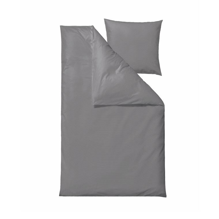 Södahl Bricks sengelinned 140 x 220 cm grå