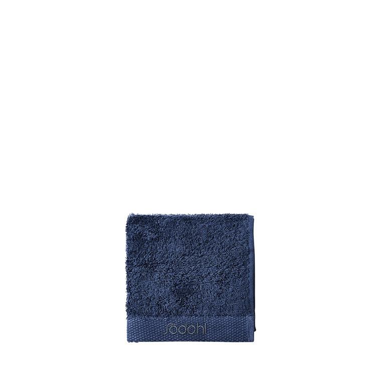 Södahl Comfort vaskeklud 30 x 30 cm indigo