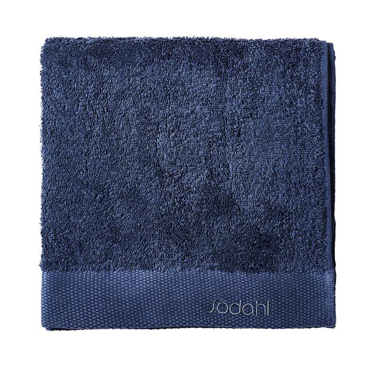 SÖDAHL Comfort håndklæde 50x100 cm indigo