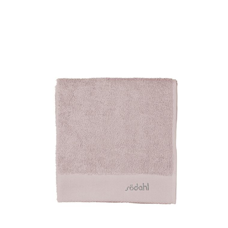 Södahl Comfort vaskeklud 30 x 30 cm pale rose