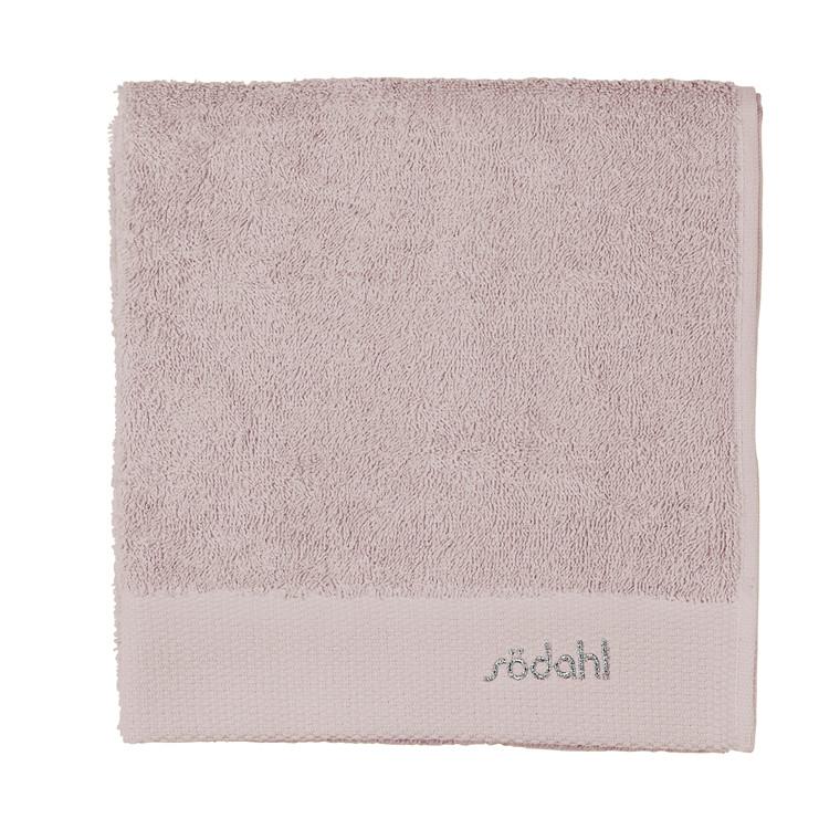 Södahl Comfort håndklæde 70 x 140 cm pale rose