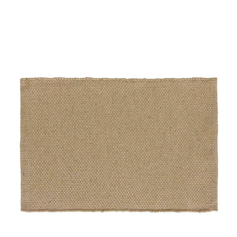 SÖDAHL Rustic dækkeserviet 33x48 cm natur