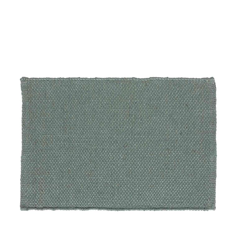 SÖDAHL Rustic dækkeserviet 33x48 cm leaf green