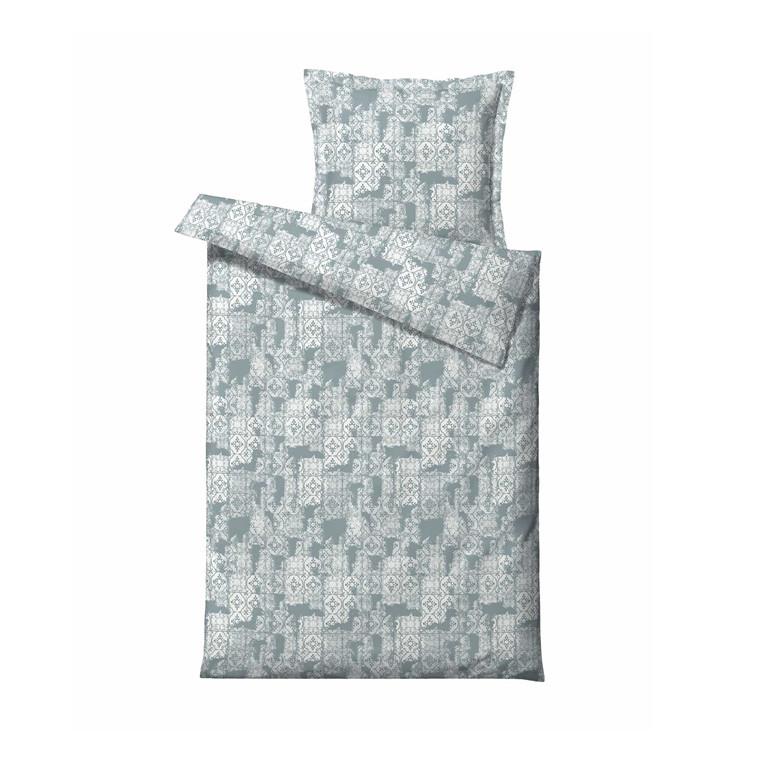 Södahl sengetøj 140x220 Havana teal
