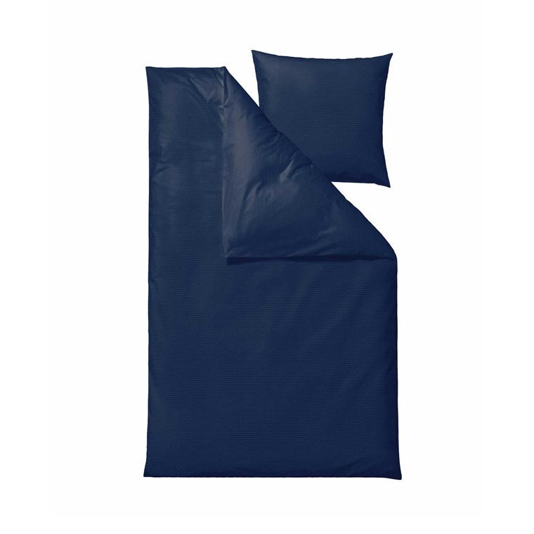 Södahl Bricks sengelinned 200 x 200 cm indigo