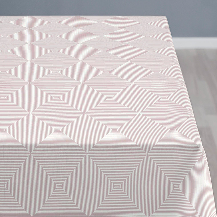 Södahl Balance dug 140 x 180 cm pale rose