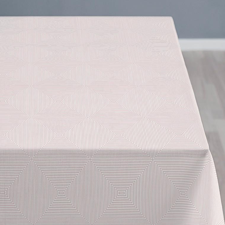 Södahl Balance dug 140 x 320 cm pale rose