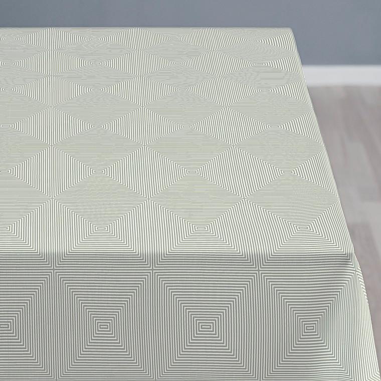 Södahl Balance dug 140 x 270 cm tea green