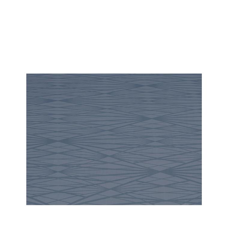 Södahl Diamond Grid dug china blue Ø160 cm
