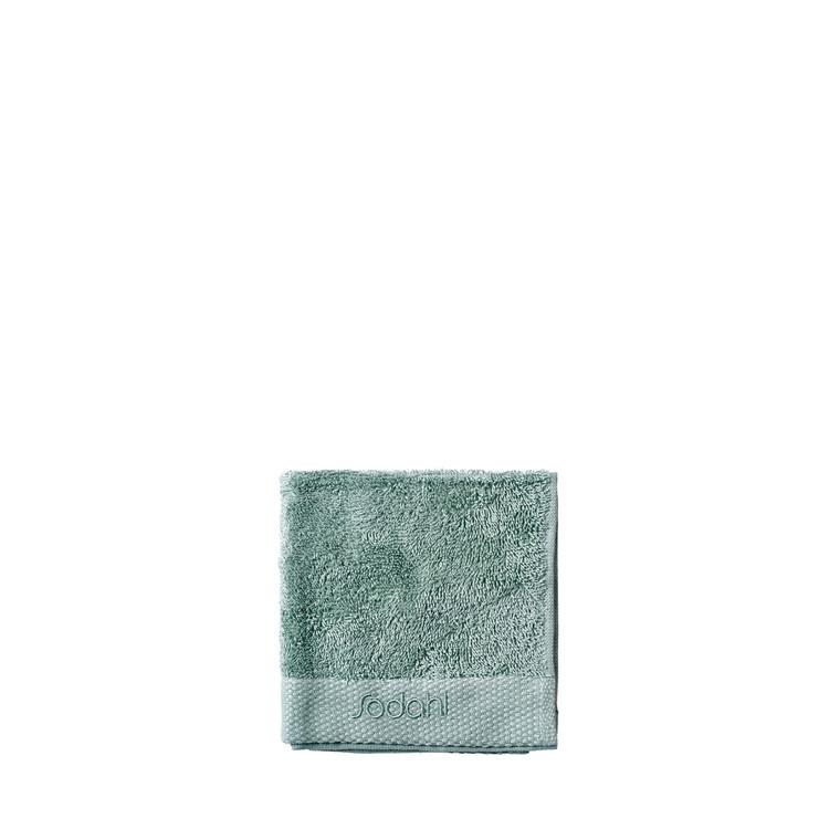 Södahl Comfort vaskeklud 30 x 30 cm grøn