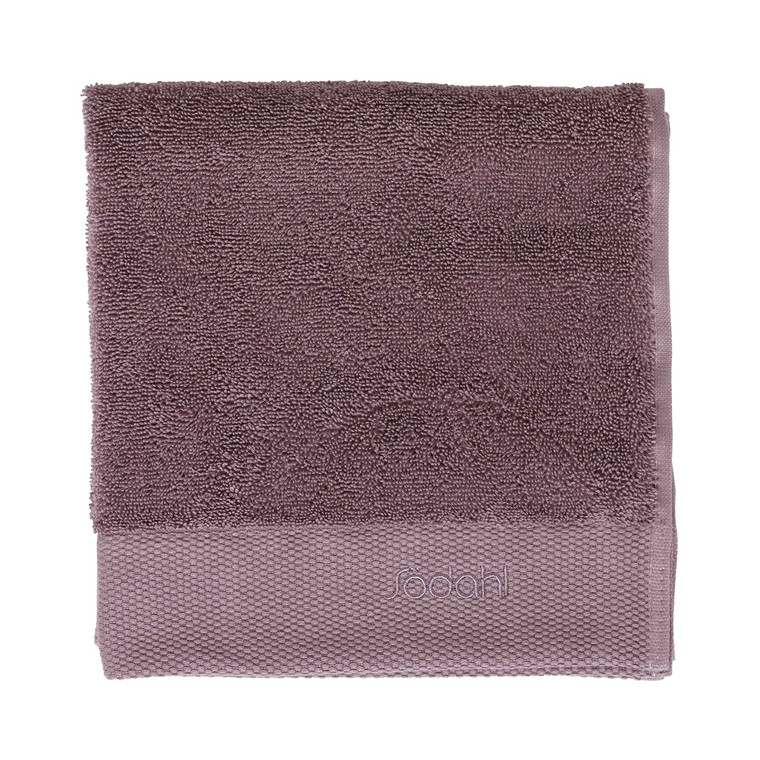 Södahl Comfort håndklæde 40 x 60 cm mauve