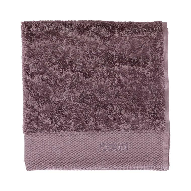 Södahl Comfort håndklæde 50 x 100 cm mauve