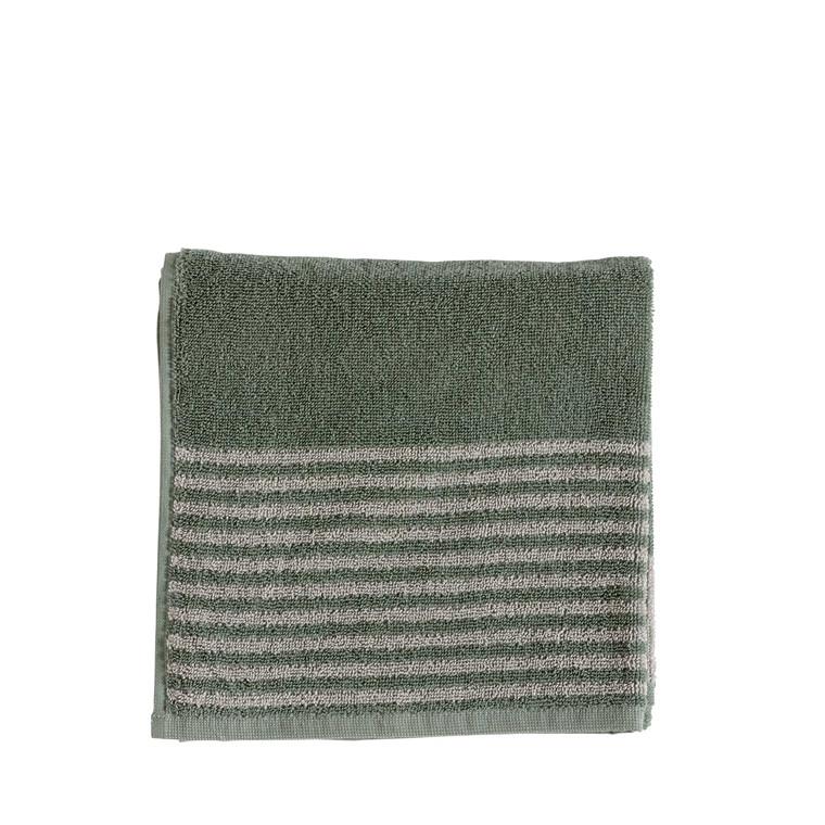 Södahl Mist håndklæde 50 x 100 cm leaf green