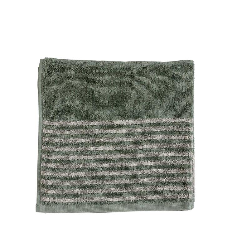 Södahl Mist håndklæde 70 x 140 cm leaf green