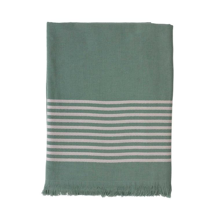 Södahl Håndklæde 86x160 Mist Beach leaf green