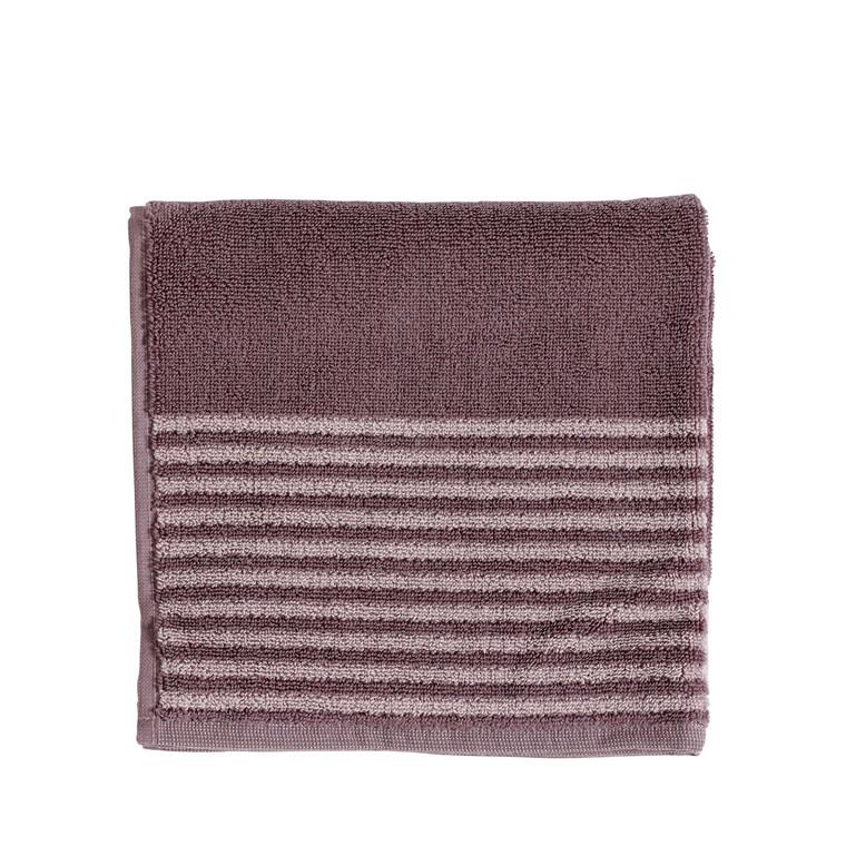 Södahl Mist håndklæde 70 x 140 cm mauve