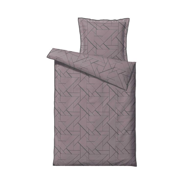 SÖDAHL New Luxury sengelinned 140 X 220 cm mauve