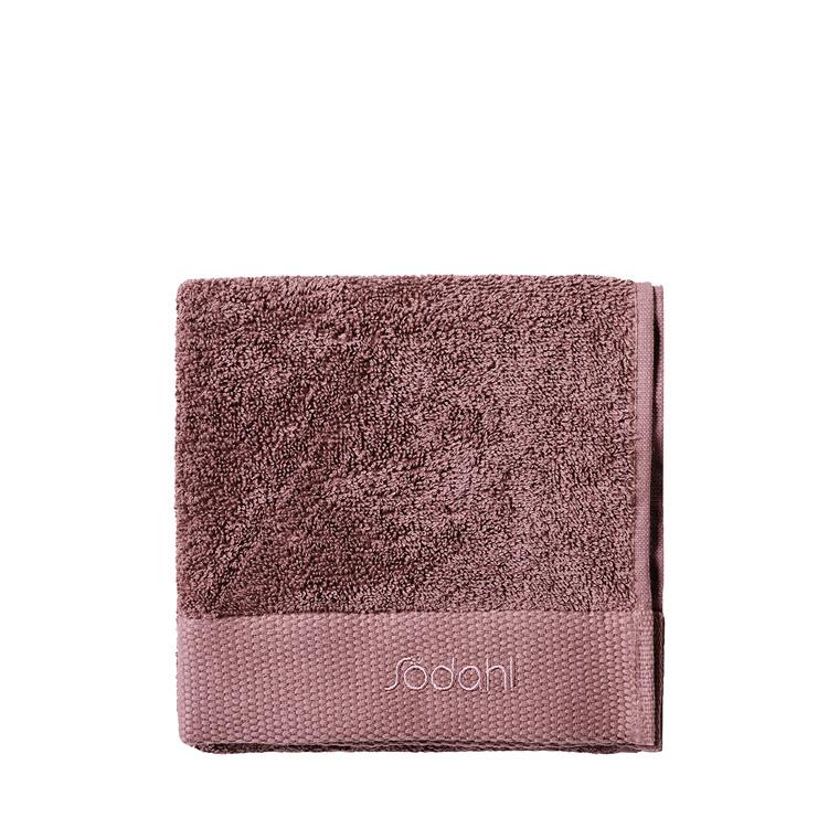 SÖDAHL Comfort håndklæde 40 X 60 dusty berry