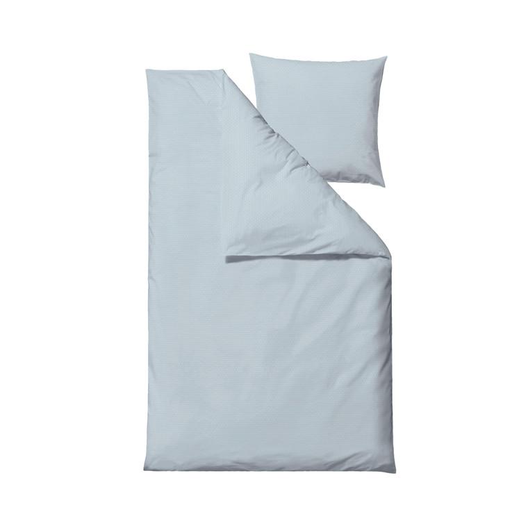 SÖDAHL Bricks sengelinned 140 X 220 cm  Linen blue