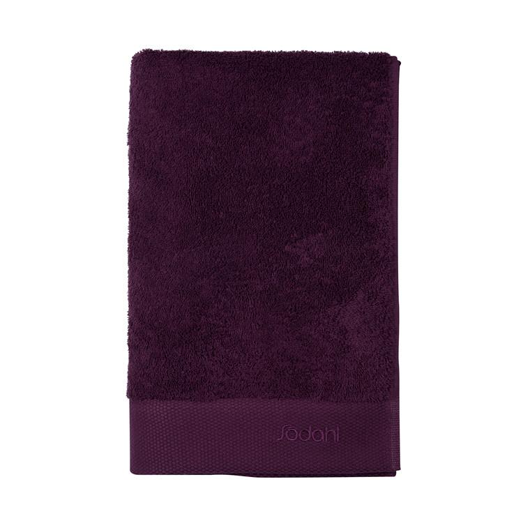 SÖDAHL Håndklæde 70x140 Comfort blomme