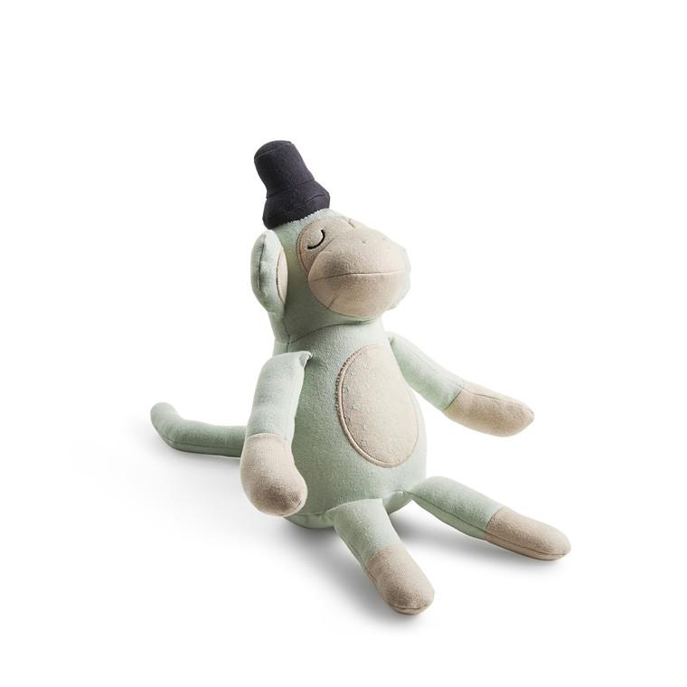 SÖDAHL Bamse 50 cm Monty monkey grøn