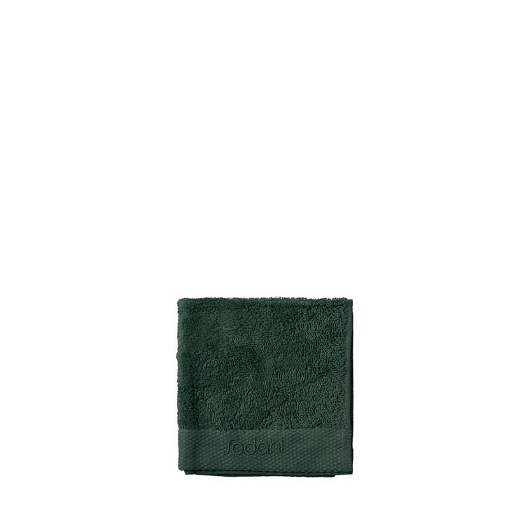 SÖDAHL Vaskeklud 30x30 Comfort mørk grøn