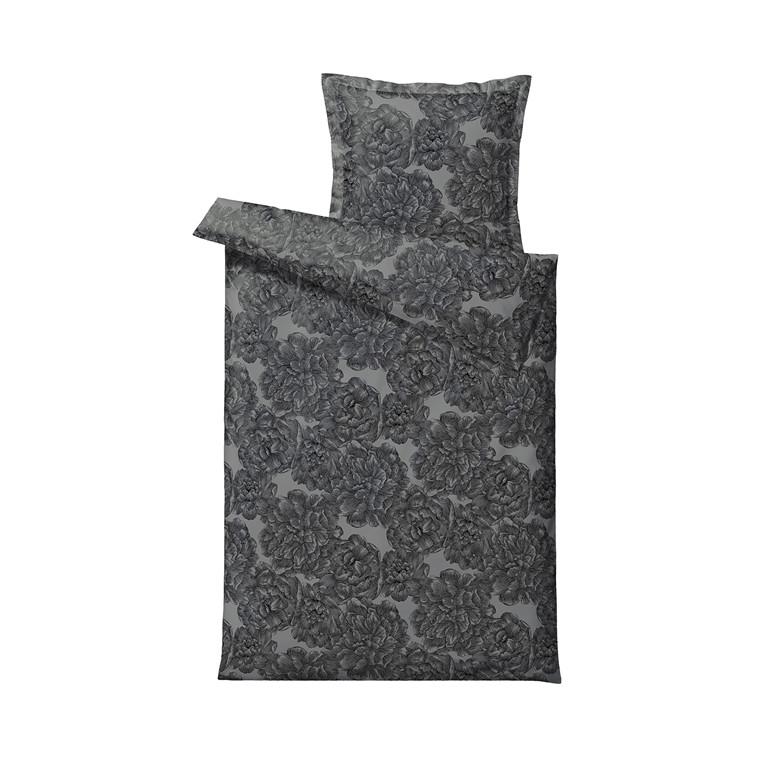 SÖDAHL Modern Rose sengetøj 140x220 cm grå
