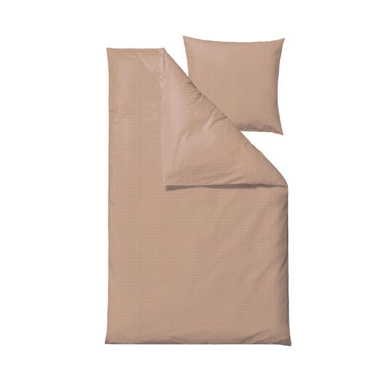 SÖDAHL Edge sengetøj 140x200 cm pudder